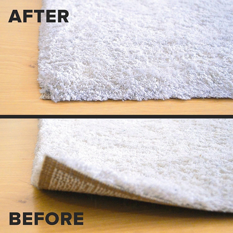 8pcs Soft Anti Slip Rug Carpet Grippers Reusable Mat Grips