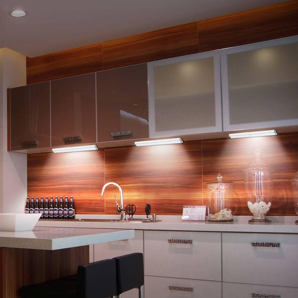 LED Unterbauleuchte Lichtleiste Küche Lampe Schrank ...
