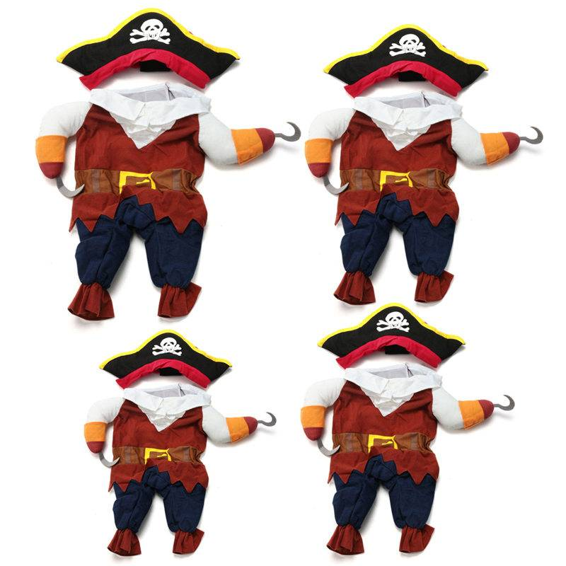 Dog Cat Pet Christmas Halloween Show Party Fancy Dress Costume Outfit Clothes 7