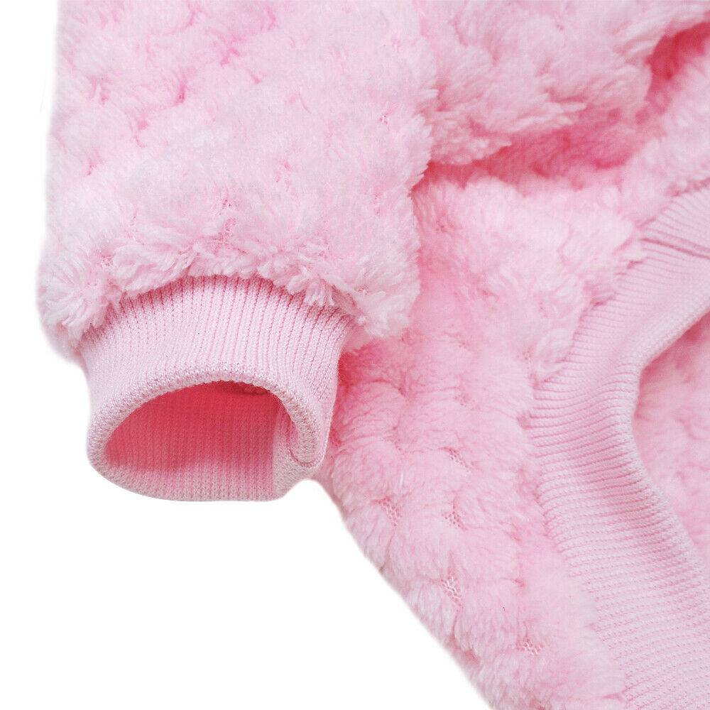 Pet Clothes Knitted Puppy Dog Jumper Sweater For Yorkie Chihuahua Small Dogs Cat 10