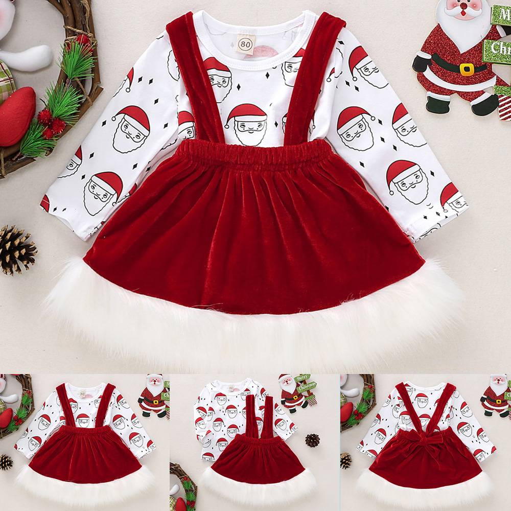 UK 3PCS Toddler Kids Baby Girl Velvet Ruffle Tops Bow Long Pants Outfits Clothes